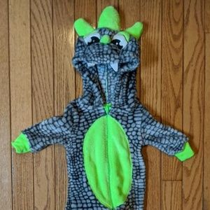 Dragon Costume Baby Super Soft 0-3 Months